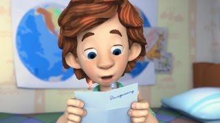 Фиксики - Невидимые чернила  Познавательные мультики для детей