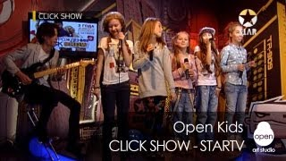 Open Kids в эфире Click Show на телеканале StarTV - 3 октября 2013