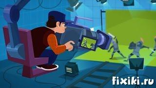 Фиксики - История вещей - Кино  Образовательные мультики для детей