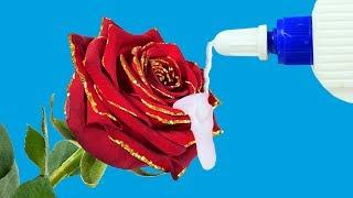 Искусственные цветы из бумаги своими руками - 8 идей
