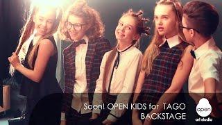 Soon Open Kids for TAGO