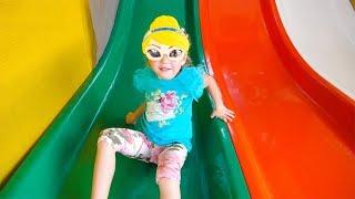 Леголенд развлекательный парк для детей в Дубай и Сюрпризы от принцесс Диснея