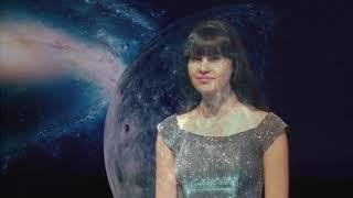 Фэнтези-песня для Голоса Галактики Дианы Анкудиновой Желтая луна (сделаннo пoклонникoм)