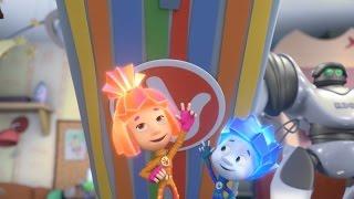 Фиксики - Фиксифон  Познавательные мультики для детей