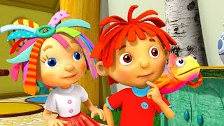 Мультики для детей - Всё о Рози - Все серии Сборник мультфильмов