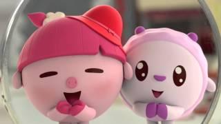 Малышарики - 7 серия - Красная шапочка