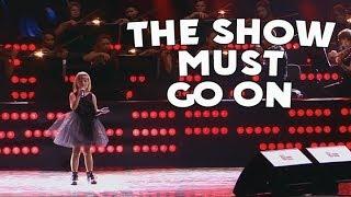 Ярослава Дегтярёва  The Show Must Go On (Юбилейный концерт Сергея Жилина и оркестра Фонограф)