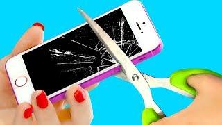 9 идей чехлов для телефона своими руками