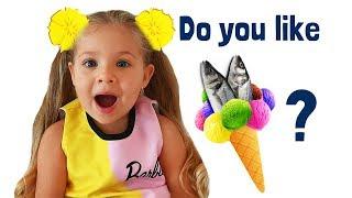 Тебе нравится Спагетти с Мороженым?