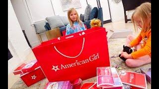 Девчачий РАЙ. Сходили на День Рождения. СКУПИЛИ пол Магазина КУКОЛ American Girl