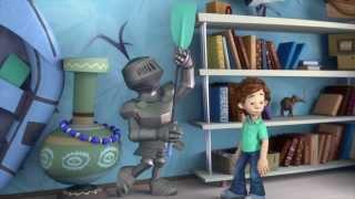 Фиксики - Доспехи  Познавательные мультики для детей, школьников