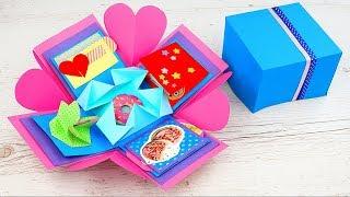 5 оригинальных подарков на День Святого Валентина своими руками