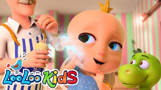 My Babys First Haircut - LooLoo KIDS Nursery Rhymes and Childrens Songs