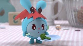 Малышарики - Голодуша - серия 124