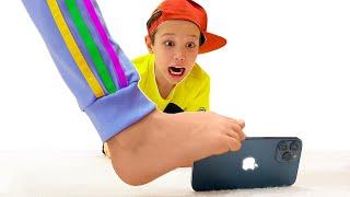 Катя раздавила телефон Макса и купила ему Айфон 12 Про Макс