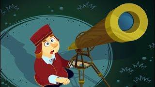 Фиксики - советы: Как изучать Солнечную систему (Телескоп)