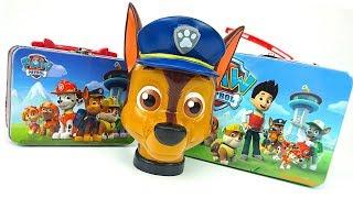 Щенячий патруль сюрпризы и игрушки. Распаковка.