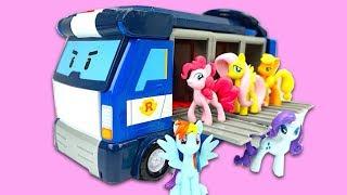 Сюрпризы и игрушки Май Литл Пони