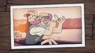 Гравити Фолз - Легенда о Живогрызе - Серия 2, Сезон 1