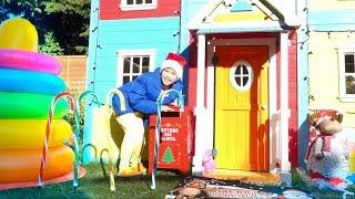 Макс ПЕРЕПУТАЛ Рождество и Дети не поделили игрушки