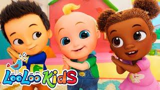 A Ram Sam Sam - Best SONGS For KIDS LooLoo Kids Nursery Rhymes and Childrens Songs