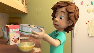 Фиксики - Сито  Познавательные мультики для детей
