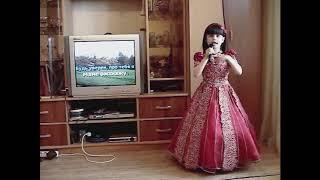 Диана Анкудинова (Diana Ankudinova. 5 лет. Ябеда. Первые шаги.