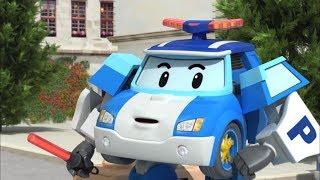 Робокар Поли - Правила дорожного движения - Все серии подряд - Сборник 2 - Мультики про машинки