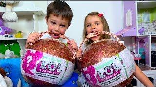 Позор для девочек! Мальчики выиграли LOL ЧЕЛЛЕНДЖ в СУХУЮ и ЗНАЮТ толк в куклах!