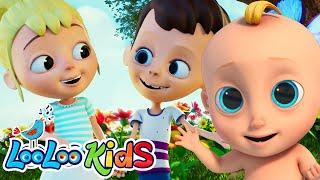 Rig-a-Jig-Jig - EDUCATIONAL Songs for Children LooLoo Kids