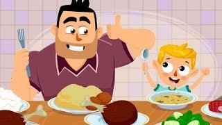 Фиксики - Фикси-советы: Как правильно питаться (Бутерброд)