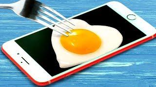 7 идей чехлов для телефона своими руками