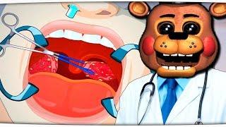 ПАРЕНЬ ОЧЕНЬ ЛЮБИЛ ЕСТЬ МОРОЖЕННОЕ - Симулятор Хирурга (доктор Диллерон)