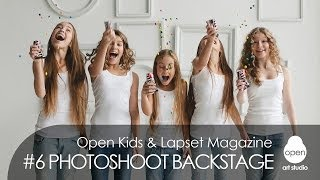 Open Kids - Lapset Magazine 6 Photoshoot   Music: Katy Perry - Walking On Air