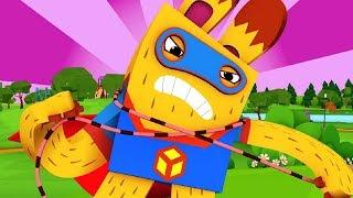 ЙОКО - Вик - герой дня Супергерои - Серия 45