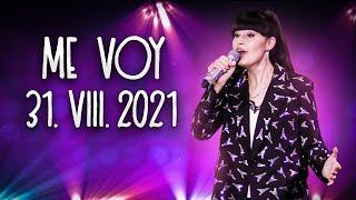 Диана Анкудинова Me Voy Гнездо глухаря 31-08-2021 (Объемный звук)