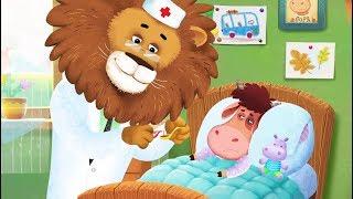 Бурёнка Даша. Добрый доктор - Песня для детей