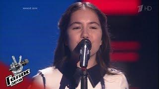 Дарья Ситникова Олей - Слепые прослушивания - Голос.Дети - Сезон 5