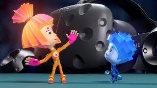VR-игра Фиксики. Большой секрет