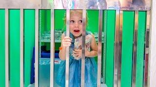Ограбление Банка в Минополисе Детские ролевые игры
