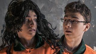 Оливия и Ботан - ПОБЕГ ИЗ ТЮРЬМЫ