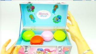 Шиммер и Шаин сюрпризы и игрушки для детеи