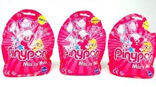 Пинипон игрушки и сюрпризы для детей Игрушкин ТВ