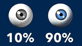 Проверь свою зрительную память за 10 секунд. Тест