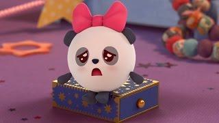 Малышарики  - Фокус - серия 55 -  обучающие мультфильмы для малышей