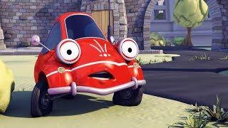 Олли Веселый грузовичок - Топ-10 серий Любимые мультики про машинки для детей
