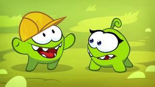 Приключения Ам Няма (Cut the Rope) - Инженер  - Весёлые мультфильмы для детей
