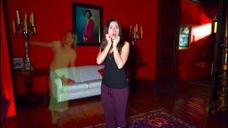 КРАСНАЯ КОМНАТА в ДОМЕ с Призраками День Третий Мистика  Дом Призрак Сезон 2 #6