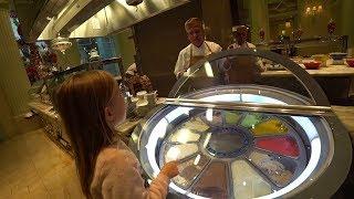 Николь и Алиса переезжают в новый отель. Встретили ФРЕНКА в Лас-Вегасе?