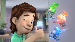 Фиксики - Радионяня  Познавательные мультики для детей